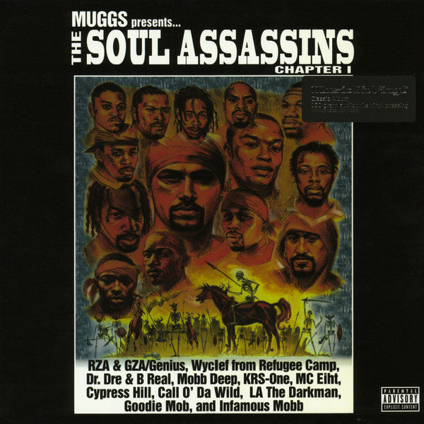 Various - DJ Muggs Presents The Soul Assassins Chapter 1 (2xLP)