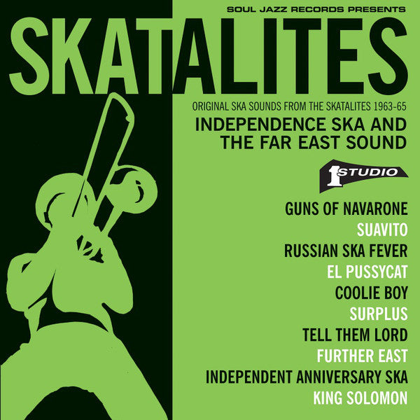 Various - Skatalites: Independence Ska and the Far East Sound(2xLP)