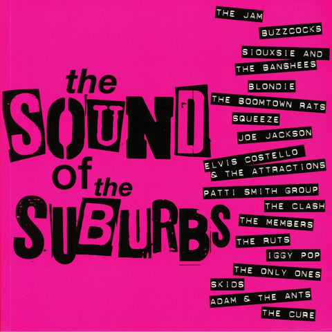 Various - The Sound Of The Suburbs (LP)