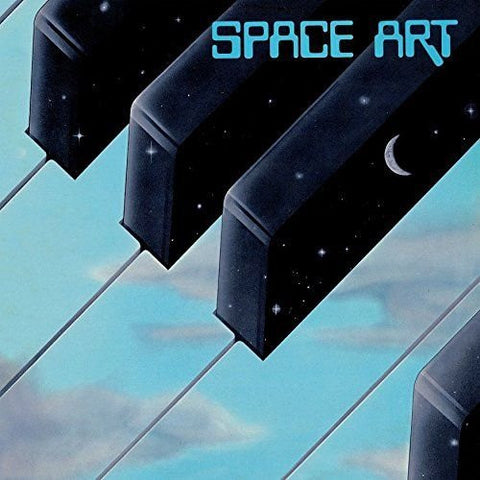 Space Art - Space Art (Onyx) (LP+CD)