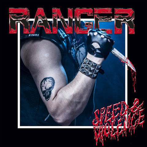 Ranger - Speed & Violence LP