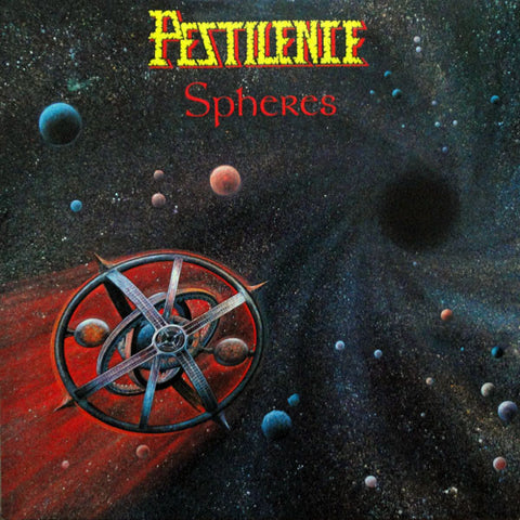 Pestilence - Spheres (LP)