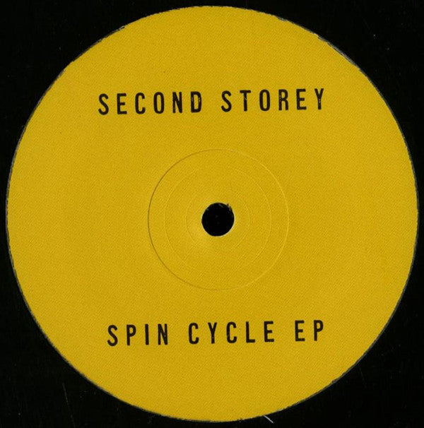 "Second Storey - Spin Cycle EP (12"")"