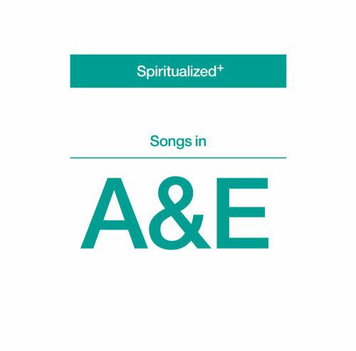 Spiritualized - Songs In A & E (2xLP, 2015 Reissue)