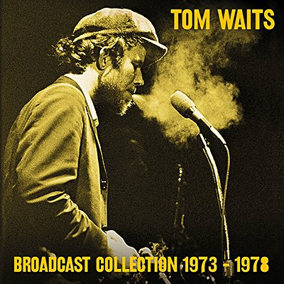 Tom Waits - Broadcast Collection 1973 - 1978 (7xCD Boxset)