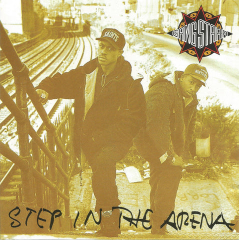 Gang Starr - Step In The Arena (CD)