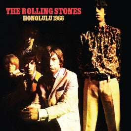 The Rolling Stones - Honolulu 1966 (LP)