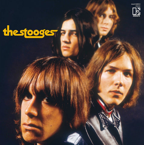Stooges, The - The Stooges LP (coloured vinyl)