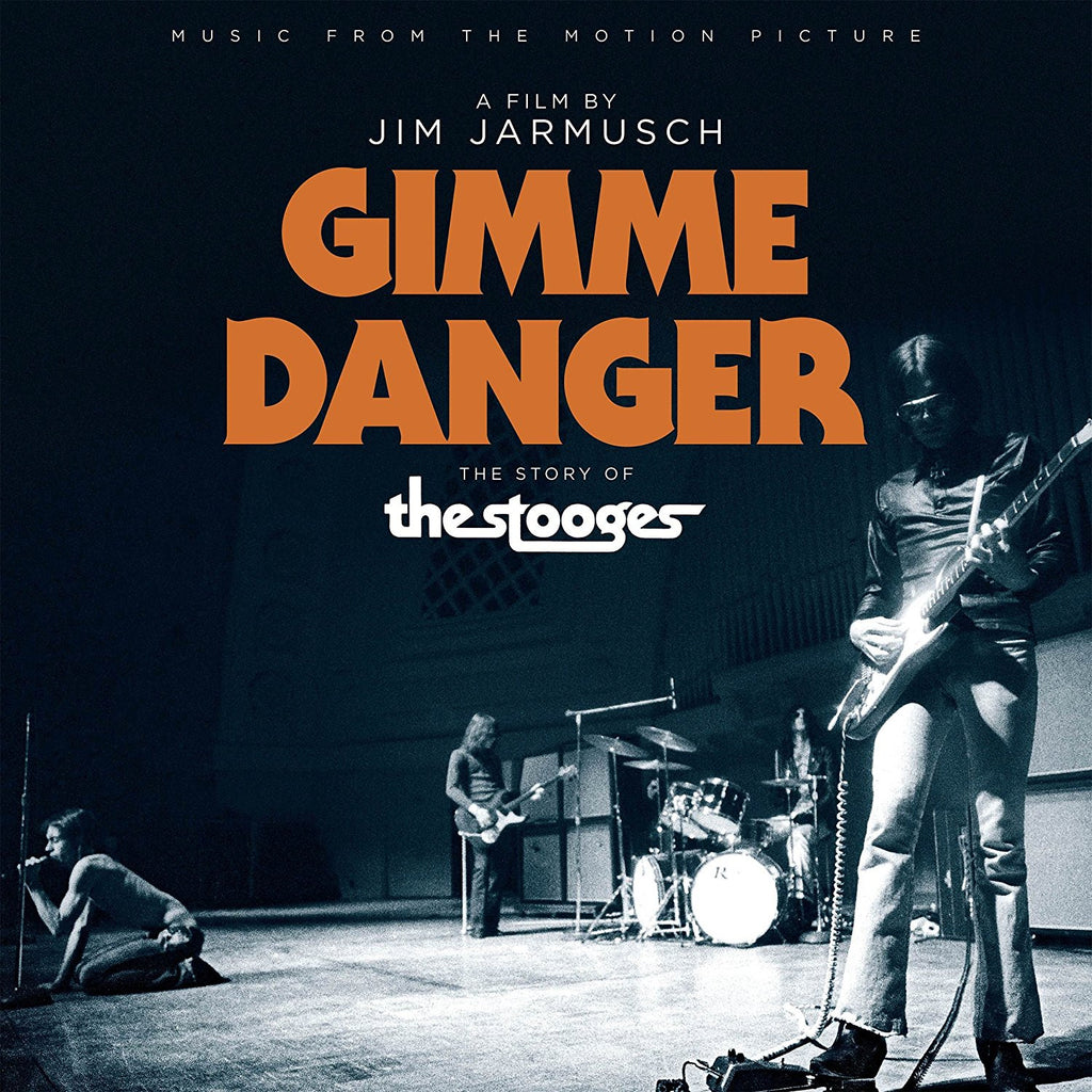 Stooges, The - Music From The Motion Picture 'Gimme Danger' (LP)