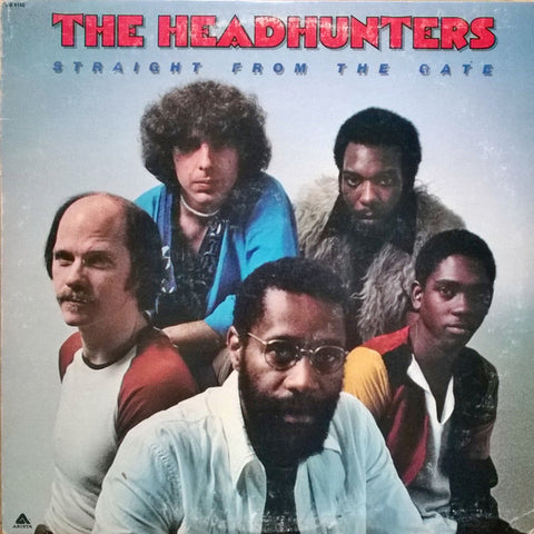 Headhunters - Straight From The Gate (LP, 180g vinyl)