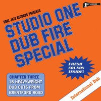 Various Artists - Studio One Dub Fire Special 2xLP