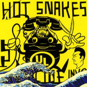 Hot Snakes - Suicide Invoice (LP, coloured vinyl)