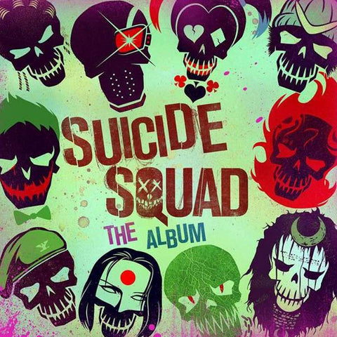 Various - Suicide Squad The Album (2xLP)