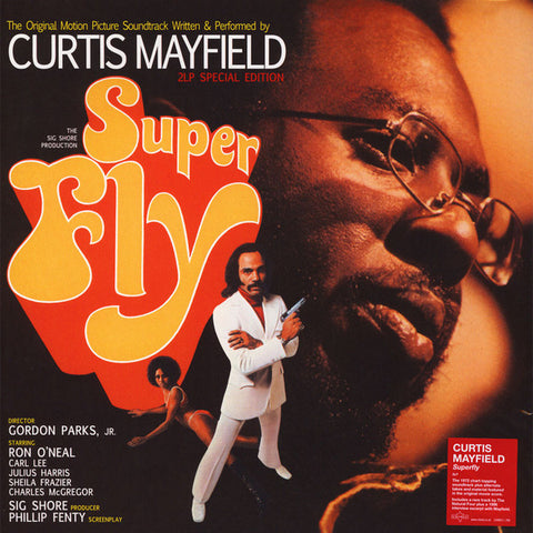 Curtis Mayfield - Super Fly (2xLP)