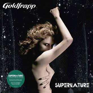 Goldfrapp - Supernature (LP, transparent green vinyl inc art print)