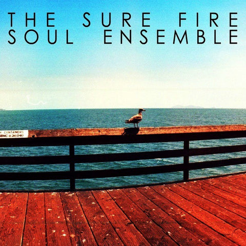 The Sure Fire Soul Ensemble - s/t (LP)