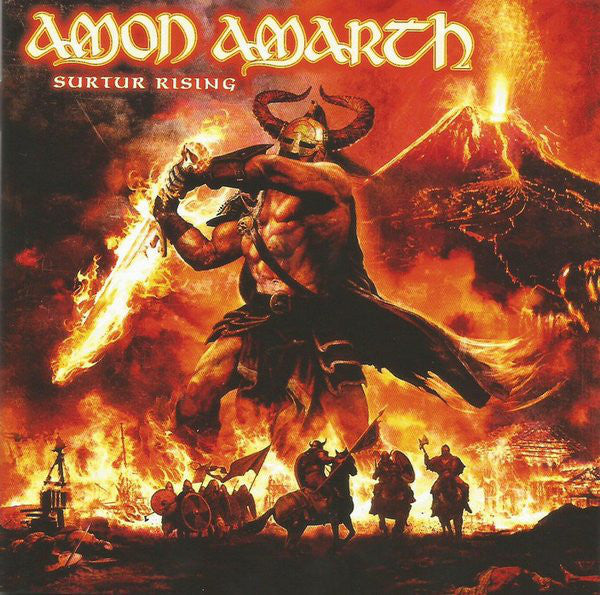 Amon Amarth - Surtur Rising (LP)