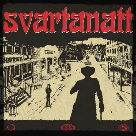 Svartanatt - Killer On The Loose 7""