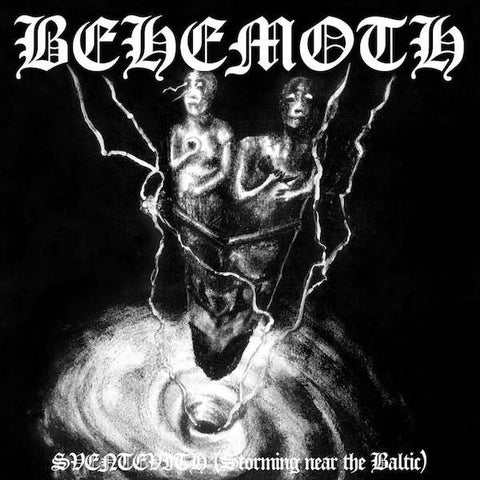 Behemoth - Sventevith (Storming Near The Baltic) (LP, white vinyl)