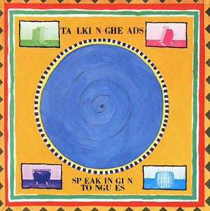 Talking Heads - Speaking In Tongues (LP, blue vinyl)