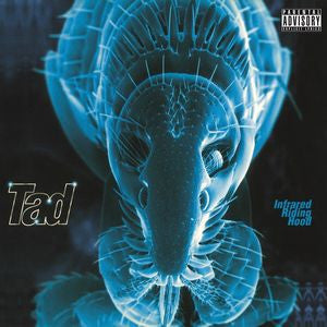 Tad - Infrared Riding Hood (180g, Blue Vinyl)