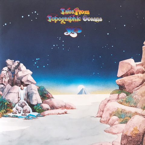 Yes - Tales From Topographic Oceans (LP)