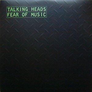 Talking Heads - Fear Of Music (LP, Silver vinyl)