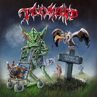 Tankard - One Foot In The Grave (2xCD)