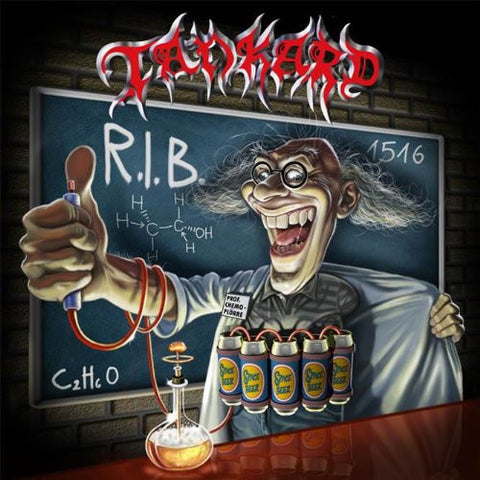 Tankard - R.I.B (CD+DVD)