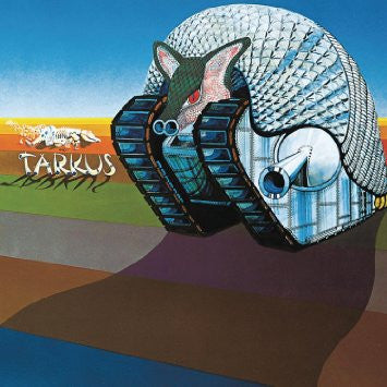Emerson, Lake & Palmer - Tarkus (2xCD)