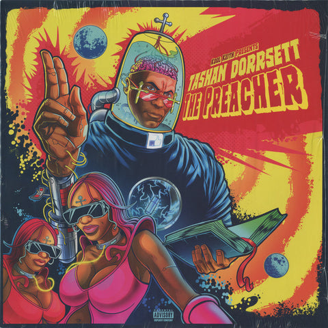 Kool Keith Presents Tashan Dorrsett - The Preacher (LP)