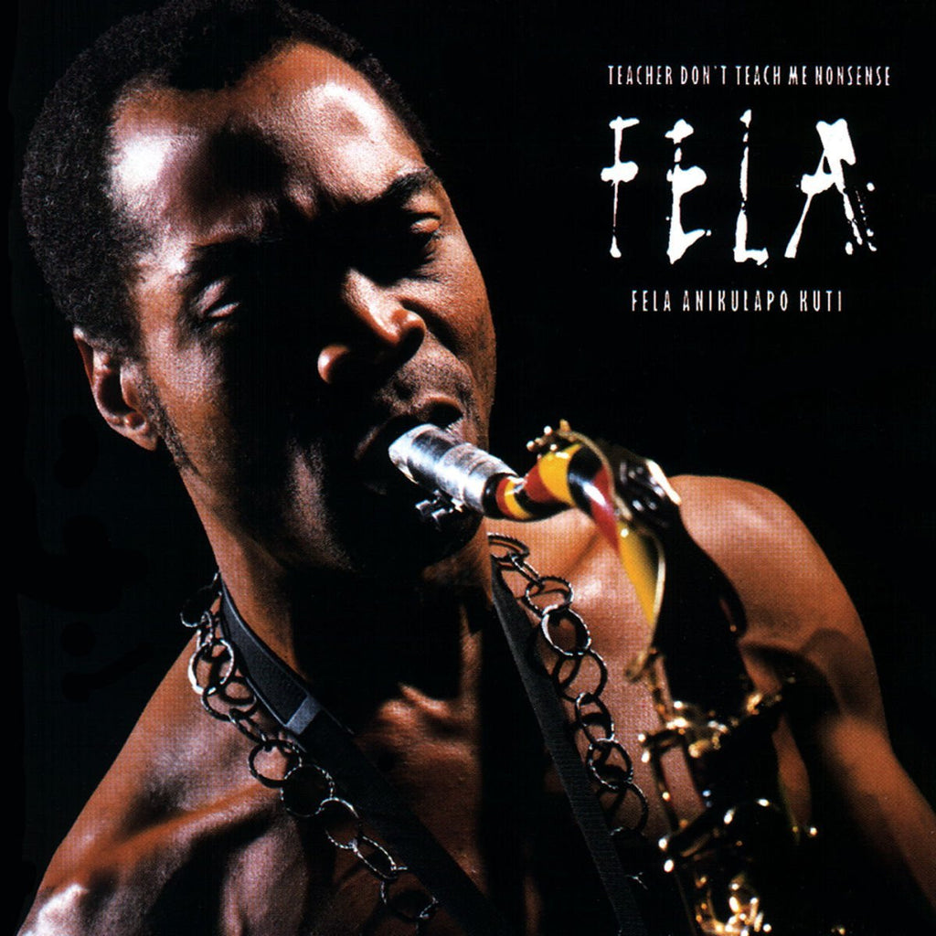 Fela Kuti - Teacher Don't Teach Me Nonsense LP