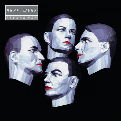 Kraftwerk - Techno Pop (LP, clear vinyl)