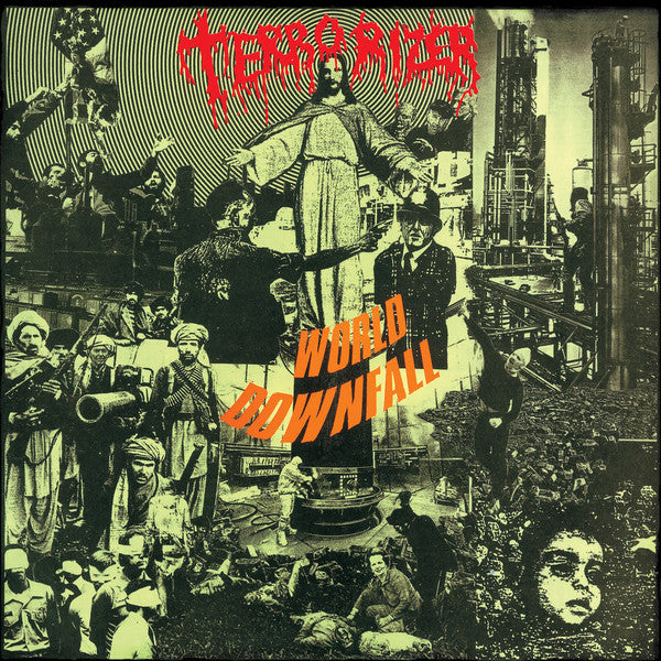 PREORDER - Terrorizer - World Downfall (CD, FDR Audio)