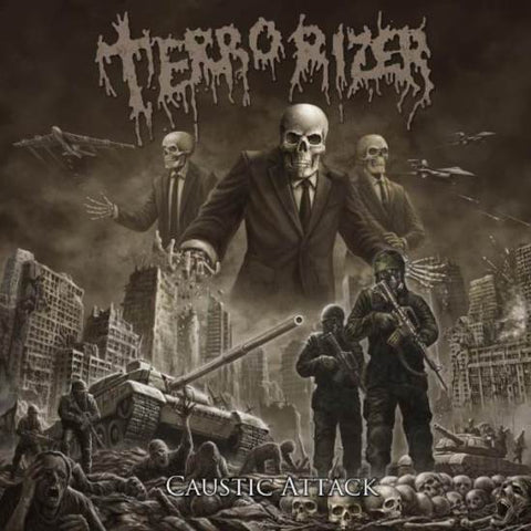 PREORDER - Terrorizer - Caustic Attack (CD)