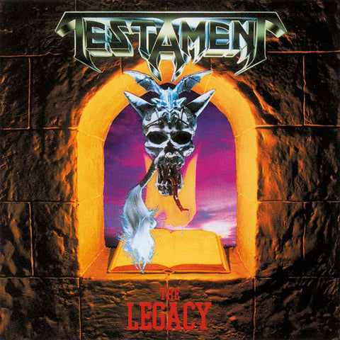 Testament - The Legacy (Green Vinyl LP)