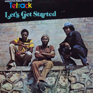 Tetrack - Let's Get Started (LP)