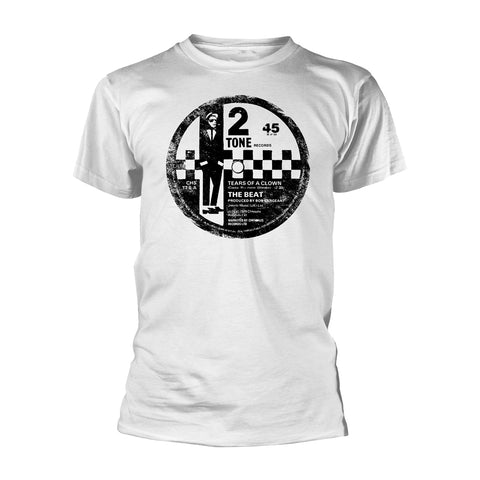[T-Shirt] The Beat - 2-Tone Label/Tears Of A Clown
