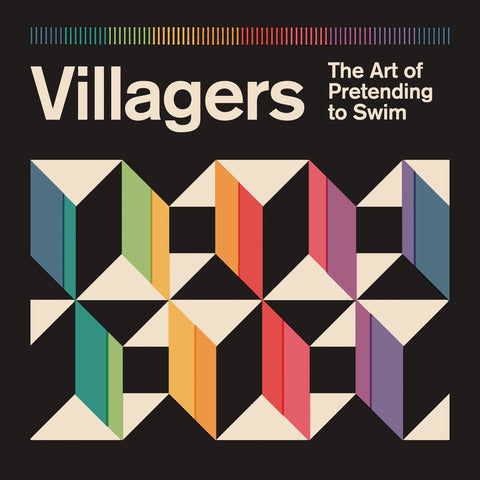 "Villagers - The Art Of Pretending To Swim (LP+10"", red vinyl)"