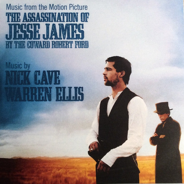 Nick Cave & Warren Ellis - The Assassination Of Jesse James (LP, coloured vinyl)
