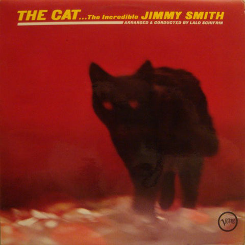 Jimmy Smith - The Cat (LP, 180g vinyl)