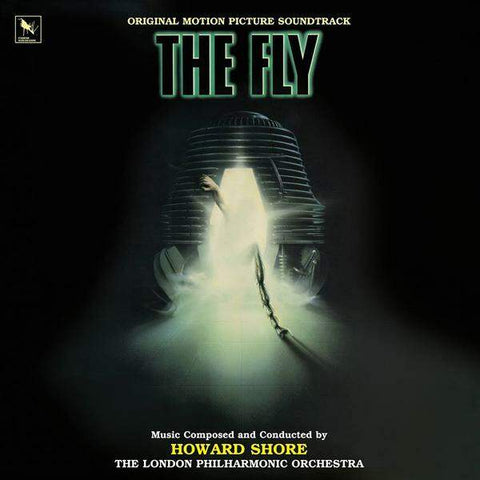 Howard Shore - The Fly OST (LP, green vinyl)