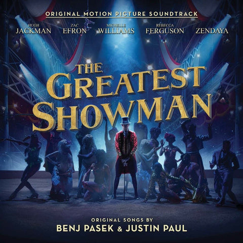 Various - The Greatest Showman OST (LP, inc DL code)