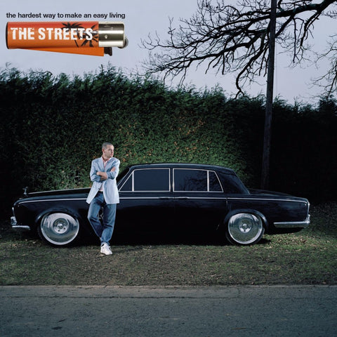 Streets, The - The Hardest Way To Make An Easy Living (2xLP)