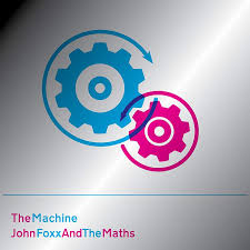 John Foxx And The Maths - The Machine (LP)