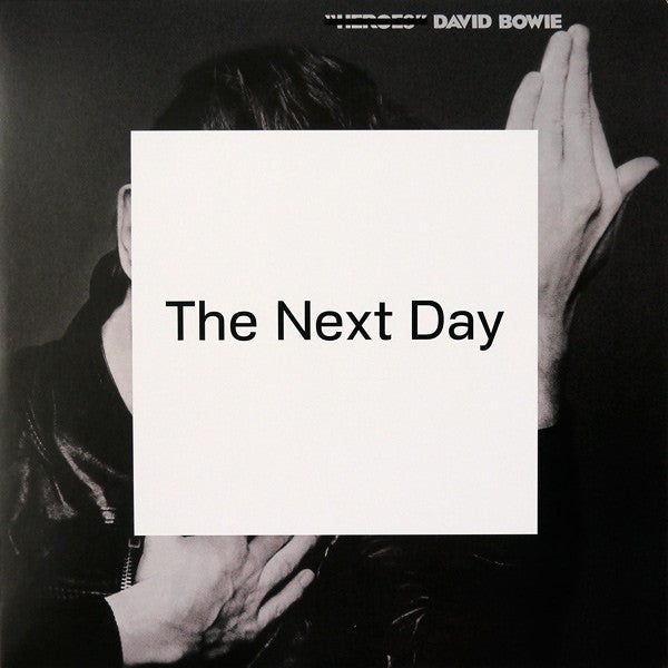 David Bowie - The Next Day (2xLP+CD)