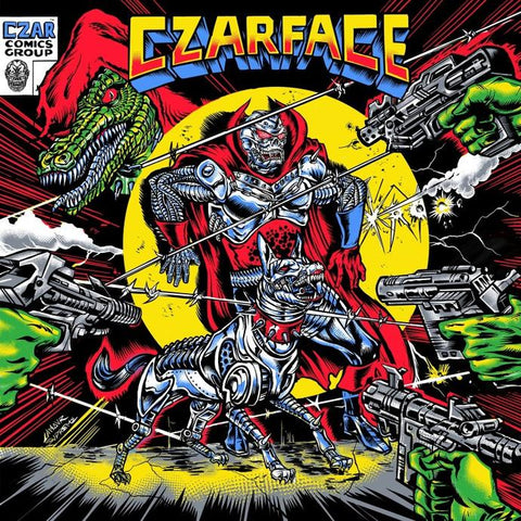 Czarface - The Odd Czar Against Us (CD)