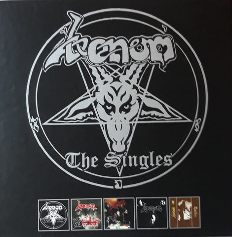 "Venom - The Singles (5x7"" boxset)"