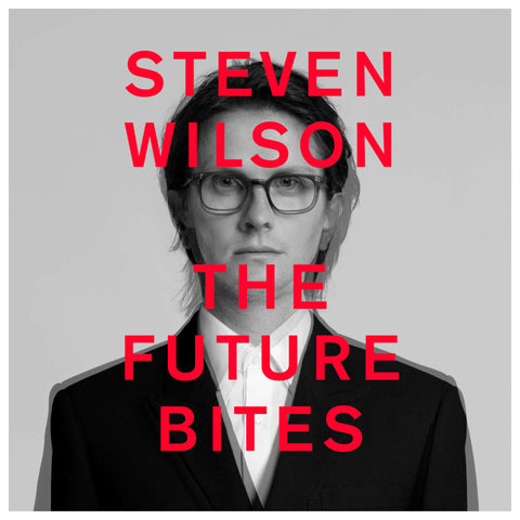 Steven Wilson - The Future Bites (LP, white vinyl)