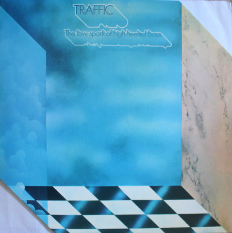 Traffic - The Low Spark Of High Heeled Boys (LP)